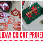 Holiday Cricut Projects