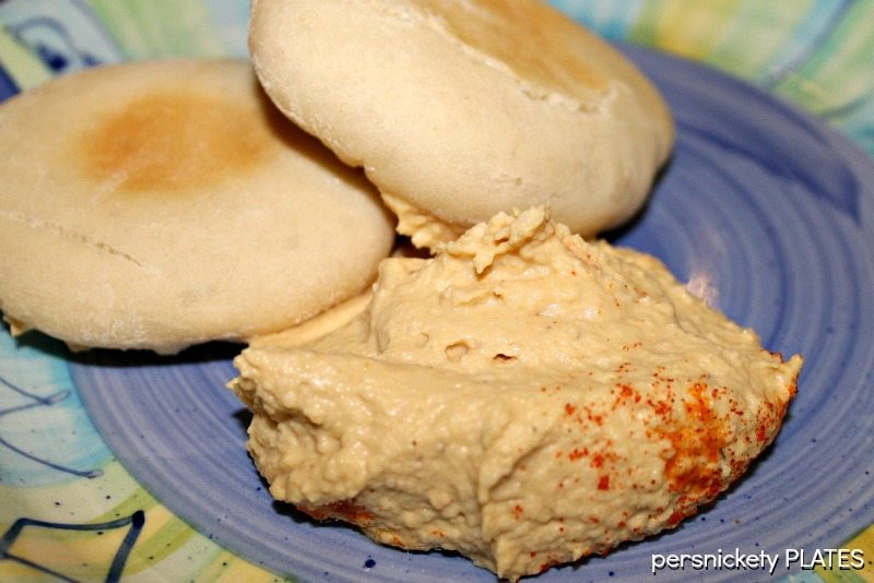 Homemade Hummus | Persnickety Plates
