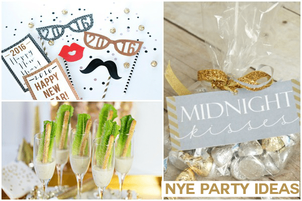 Ideas for your New Year's Eve Celebration