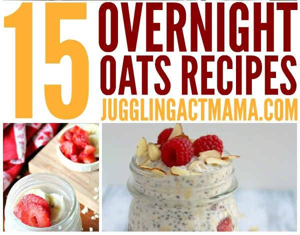 15-Easy-Overnight-Oats-Recipes