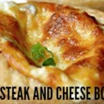 Steak and Cheese Bomb Rolls