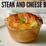 These creamy Steak and Cheese Bomb Rolls will leave your family and friends begging for more!