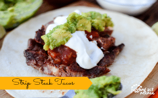 Steak Taco Recipe for Cinco de Mayo