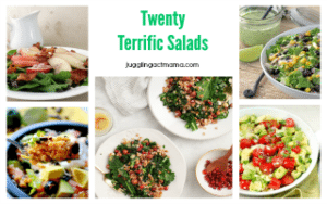 Twenty Terrific Salads