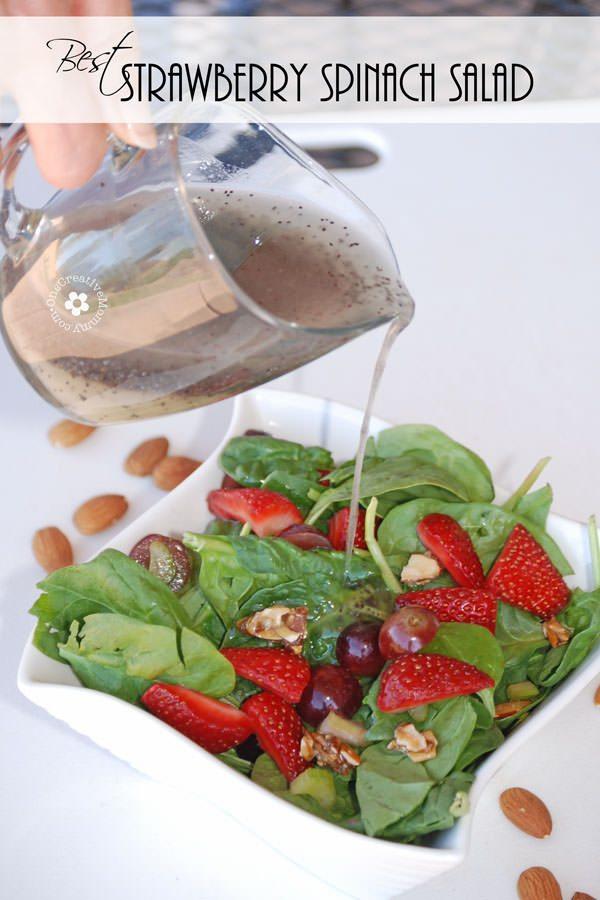 best-strawberry-spinach-salad