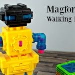 Magformer Walking Robot Review