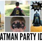Planning a Batman Party