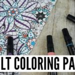 Adult Coloring Printables