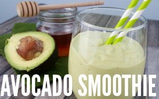 Avocado Breakfast Smoothie