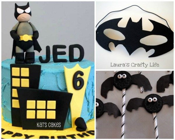 If you're planning a Batman Party, this post is a must-read!