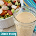 Southwest Chipotle Dressing has just the right amount of kick