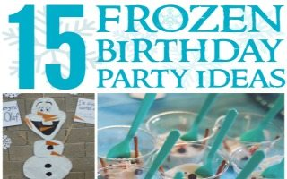 Planning a Frozen Party