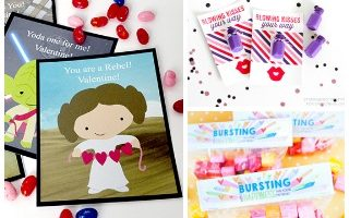 14 Printable Valentines Kids Will Love