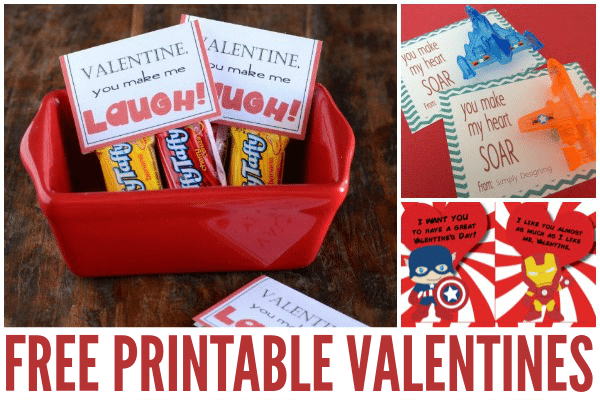 printable valentines horizontal