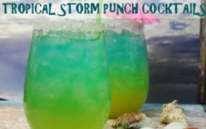 Tropical Storm Punch Cocktail