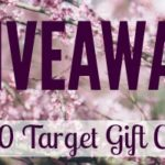 Spring Target Giveaway – Win a $200 Gift Card