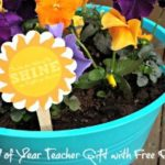 End of Year Teacher Gift Tags
