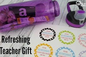 feature Refreshing Teacher Gift Idea
