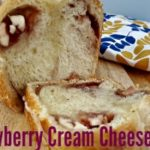 Strawberry Cream Cheese Loaf