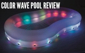 H2OGo Color Wave Pool Review