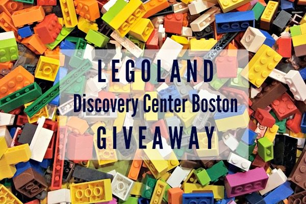 LEGOLAND Discovery Center Boston #Giveaway #sp #LDCBoston