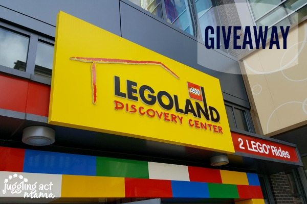 LEGOLAND Discovery Center Boston Giveaway #sp #LDCBoston