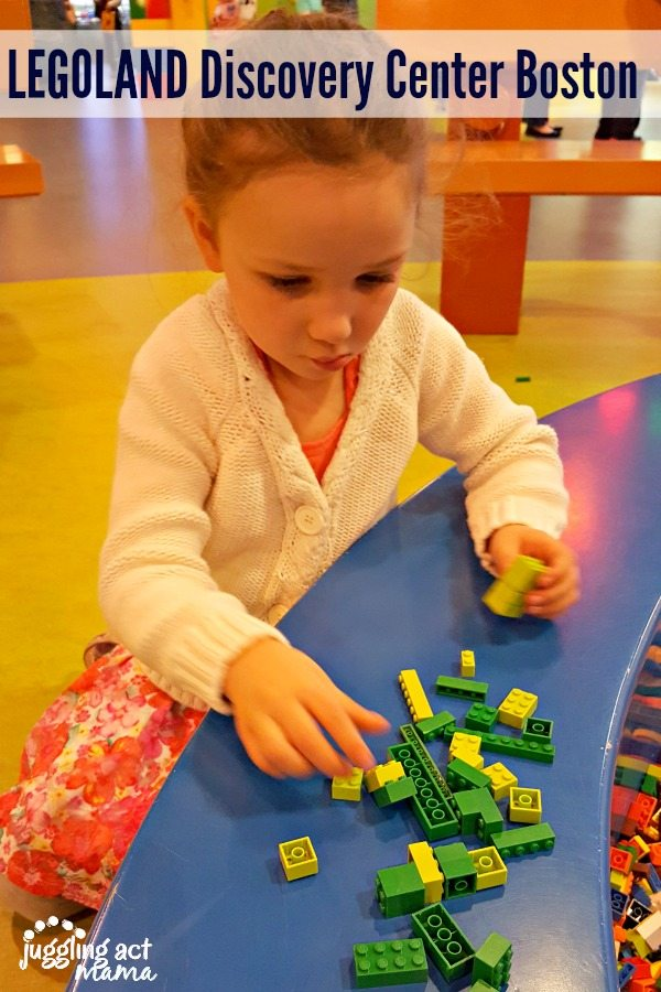 LEGOLAND Discovery Center Boston #sp #review #giveaway #LDCBoston