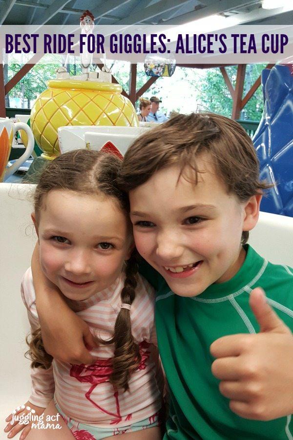 5 Reasons to Visit StoryLand, Alice's Tea Cup #Sponsored #StoryLandNH #MyStoryLandAdventure #WhiteMountains #NH