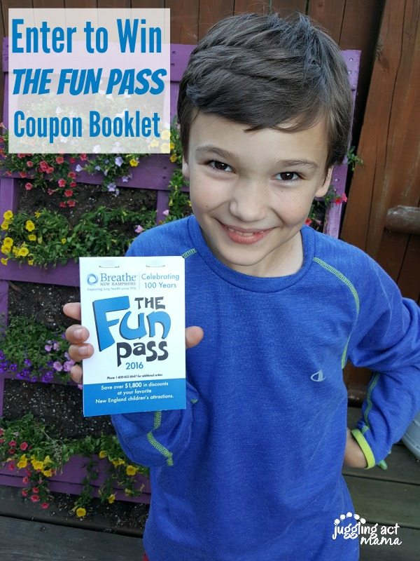 Enter the Breathe NH Fun Pass Giveaway