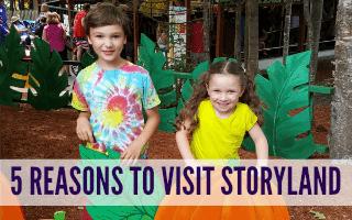 5 Reasons to Visit StoryLand