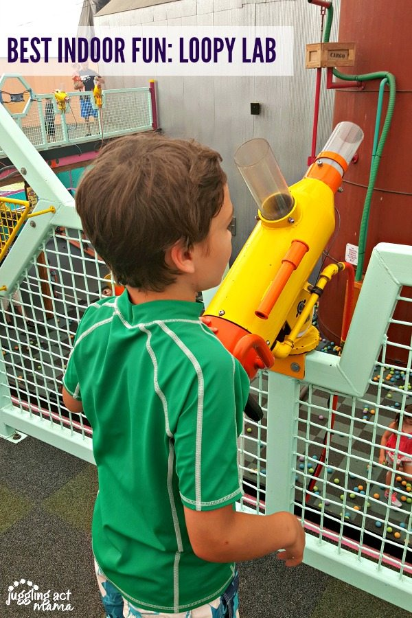 Visit Storyland and experience the Loopy Lab #sponsored #StoryLand #NH
