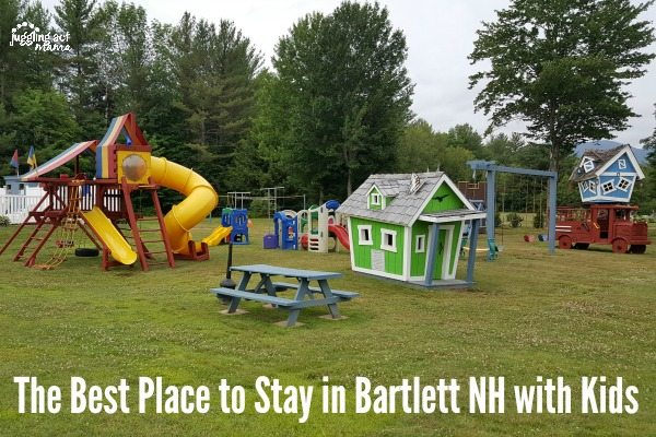 best place to stay in Bartlett NH with kids