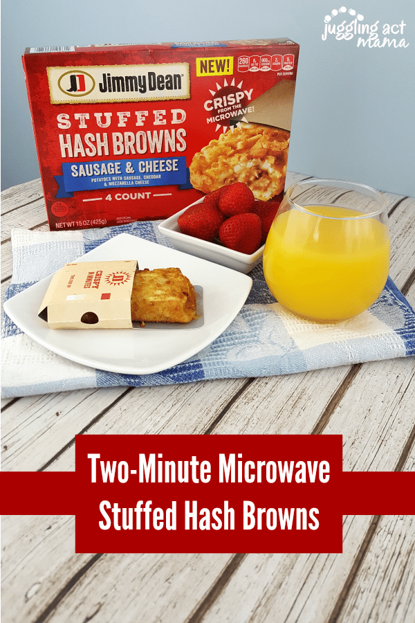how to cook hash browns in microwave