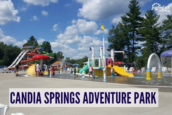 Candia Springs NH - Adventure Park