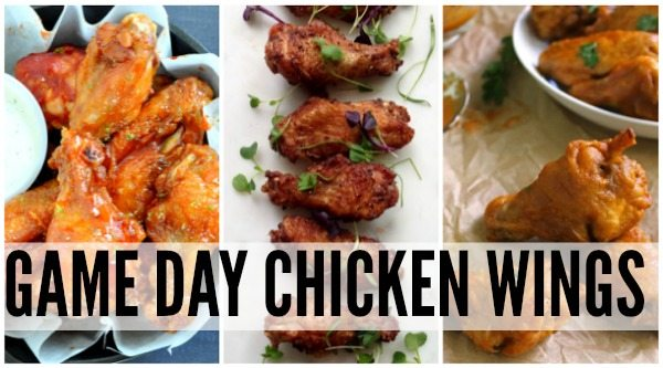 Sweet and Savory Recipes for Game Day Chicken Wings