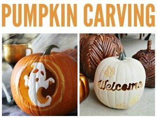 Easy pumpkin carving tutorials juggling act mama for Pumpkin sculpting tutorial