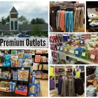 Kittery Premium Outlets Shopping Trip