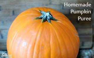 How to Make Homemade Pumpkin Puree PLUS How to Use It!