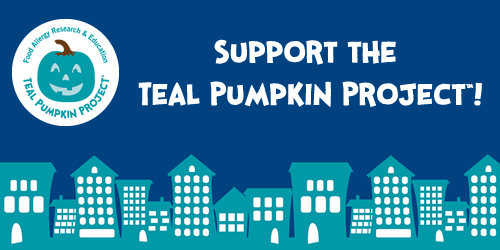 Support the Teal Pumpkin Project