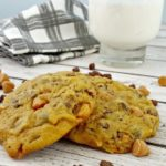 Pumpkin Butterscotch Chocolate Chip Cookies