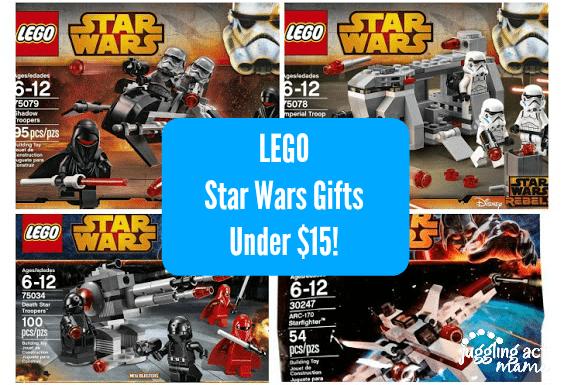 Lego Star Wars Gifts