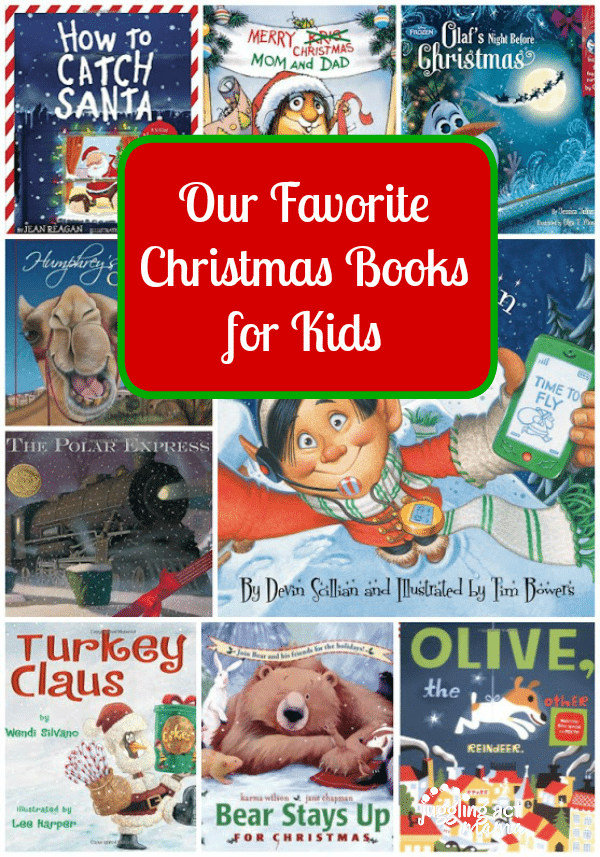 Our Favorite Christmas Books for Kids - Juggling Act Mama