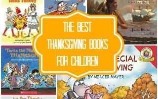 The Best Thanksgiving Books