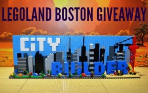 LEGOLAND Boston Giveaway – Vacation Week!