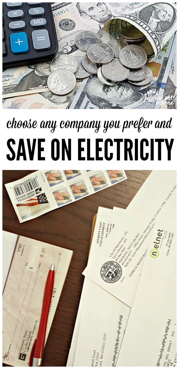 Save on Electricity With Direct Energy #DirectEnergyNewHampshire #ad