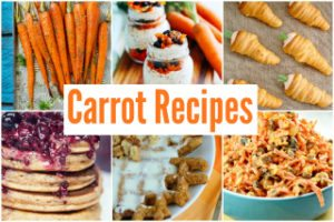 Intriguing Carrot Recipes for Easter and Beyond!