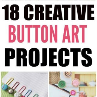 Fun Button Crafts for Kids