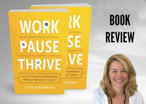 WorkPAUSEThrive Book Review #sp #CLVR
