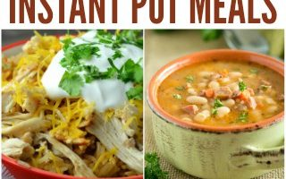 Quick + Delicious Instant Pot Meals
