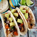 CHILI LIME CHICKEN TACOS #ad #GrillIt #TacoTuesday #HamiltonBeach